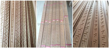 cabinet use solid wood moulding/wood crown molding