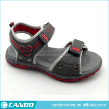 Wholesale Model Sex Pictures PU Leather Upper Material 2018 Outdoor Hiking Shoes Beach Shoes For Children Sandal