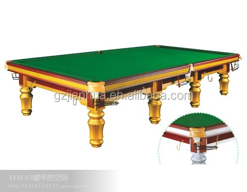 High Quality Best Selling New Model Fashion Billiards Cheap Custom Star 12ft Snooker Table Price By Solid Wood