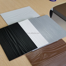 CE Mark, Australian Standard, high quality Wood Grain Fiber Cement Plank Siding
