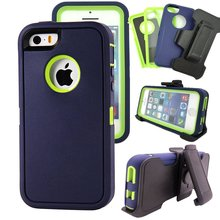 Fashion For iphone 5 Shockproof Mobile Phone Case