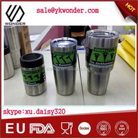 30oz&20oz 18/8 yet tumbler insulated tumbler with straw and lid
