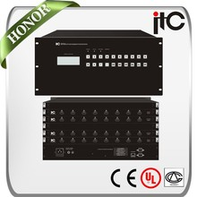 ITC TS-9216A Top Rated High Speed 3.2Gbps 16*16 HDMI Matrix Switcher