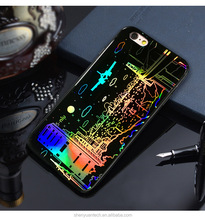 2017 Trending High Quality Beautiful Night Glow Case Cover
