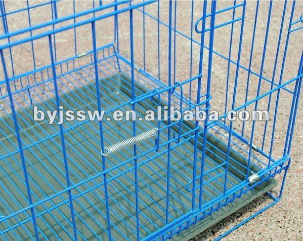 Folding Dog Crate Plastic Pallet ,Dog Cage For Sale ,Metal Dog Cage