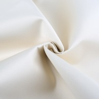 3 pass coated white curtain lining blackout fabric