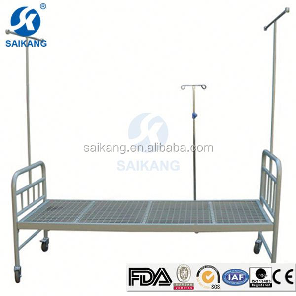 ISO9001&13485 Certification Comfortable Height Adjustable Folding Bed Parts