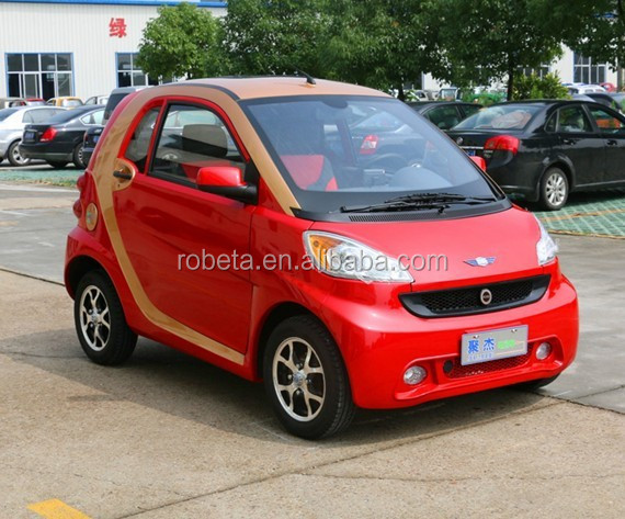 Robeta Factory 4x4 solar electric car