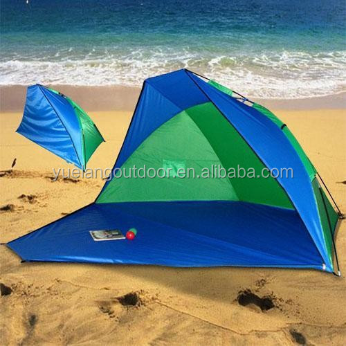 outdoor camping tent with vestibule or outdoor beach tent