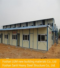 2013 Low Cost Steel Frame Prefabricated house