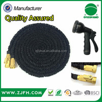25/50/75/100/150FT Brass Fitting flexible Expandable hose pipe manufacturer in China