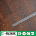 White oak lacquered multilayer wood flooring wire brushed engineered flooring for wood
