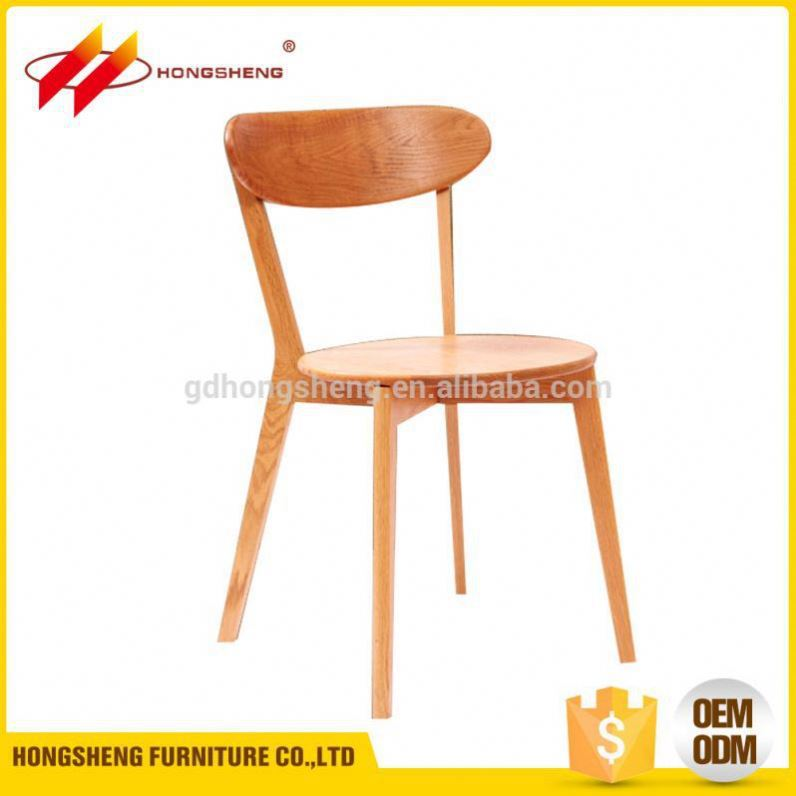 wholesale price wooden chair cafe furniture