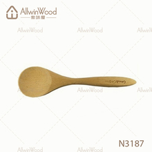 Wholesale Cheap Wooden Soup Serving Spoon Kitchen Utensil