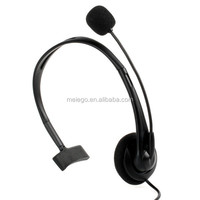 Fashion new style for call center computer USB headset