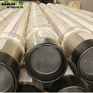 stainless steel Johnson filter/continuous slot wedge wire screen/water well casing pipe