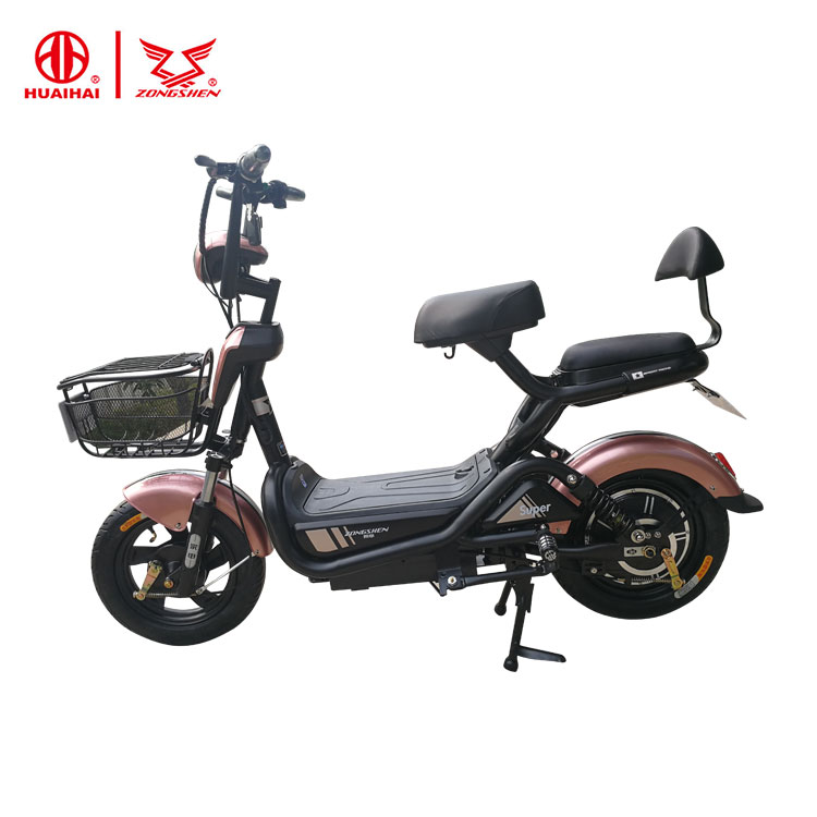 Small electric motorbikes moped scooter beautiful automatic motorcycle for women