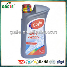 green/blue/red antifreeze for heating system