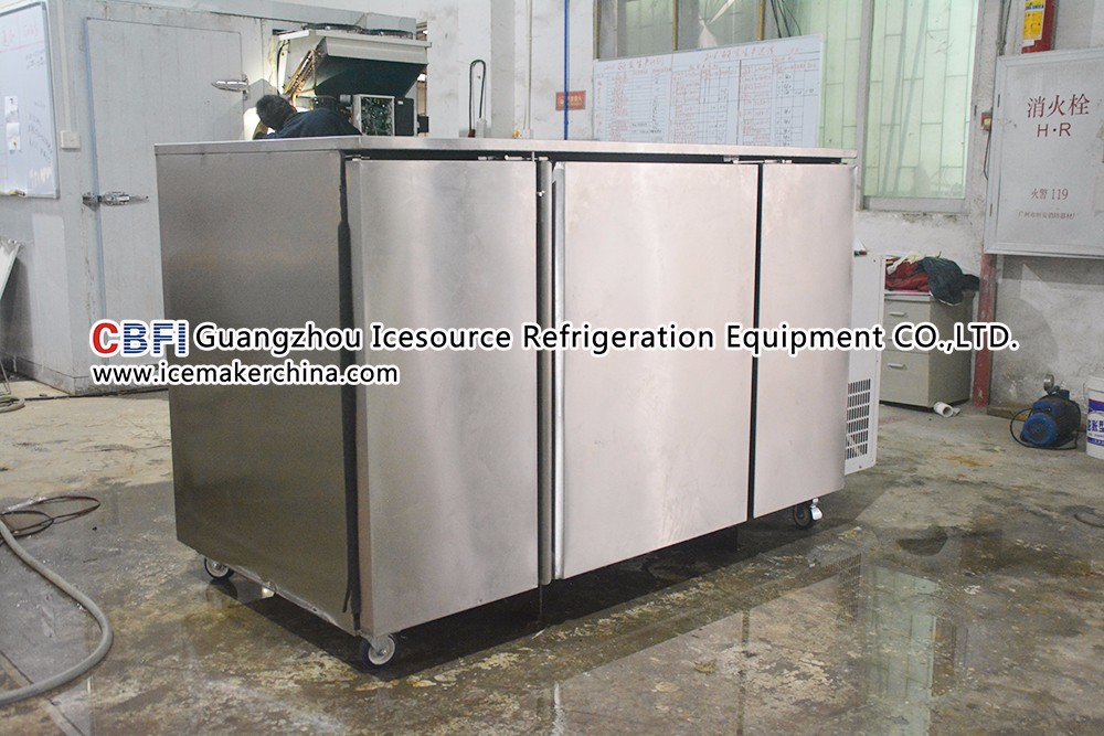 CBFI micro blast freezer for meat in Africa