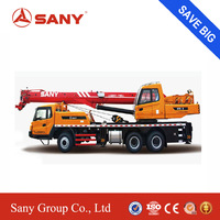 SANY STC250 25 Tons Large Transmission Torque Truck Crane of Telescopic Crane for Sale