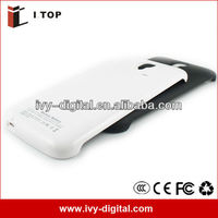 Hot Selling !!! 4000mAh For Samsung Galaxy Mega i9200 Backup Battery Case