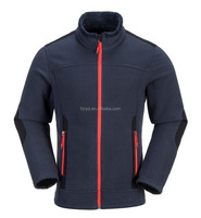 Men Windproof Polar Fleece Cheap Jacket