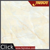 Factory sales promotion 400x400 non slip bathroom marble design homogeneous floor tile