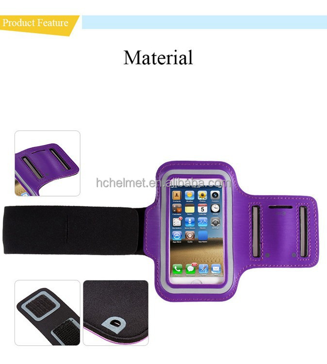 Waterproof cover case for ip5s +Key Slot Casual Sport Accessories Arm Band for iphone