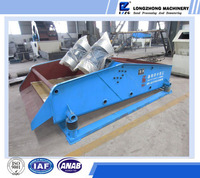 High-frequency Vibrating Screen for classification, washing and dewatering coal, ore, minerals