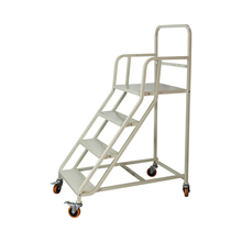 Trade assurance Four Wheel Folding platform logistics trolley,reasonable price logistic carts,storage flat car