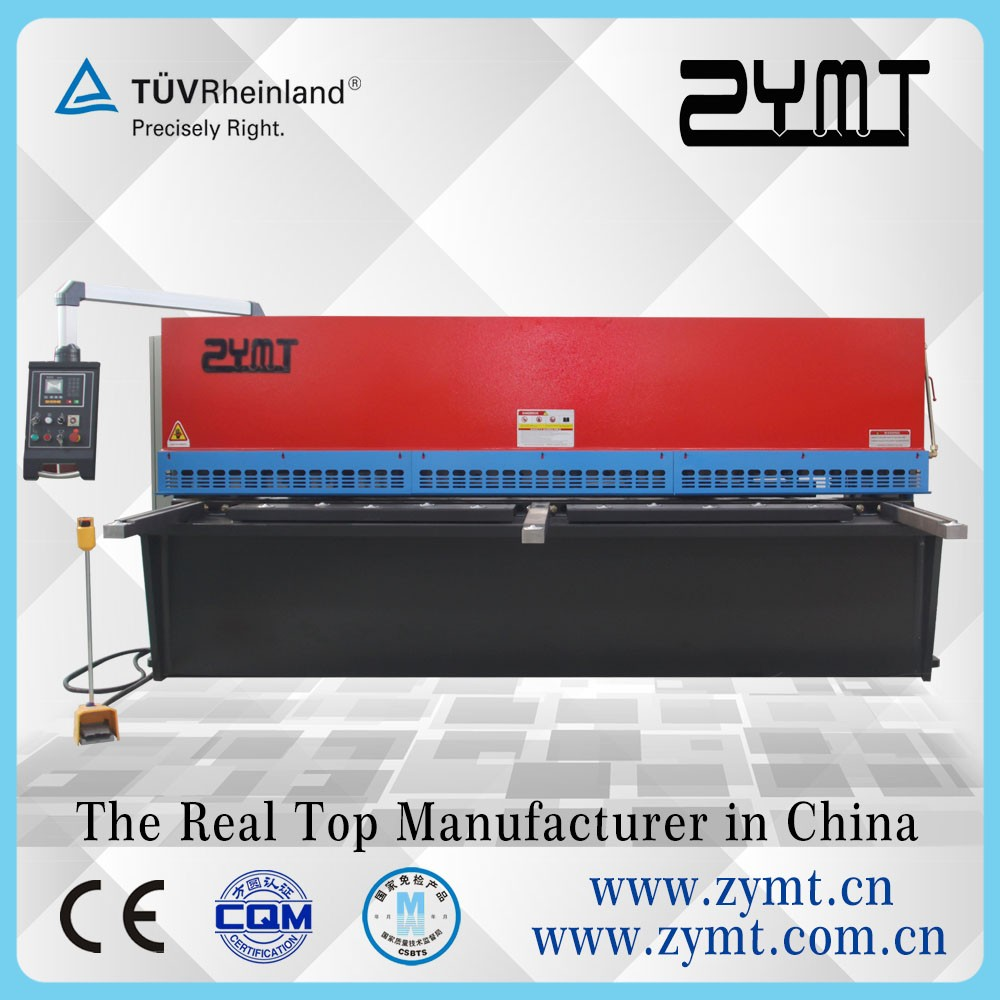 Turret hydraulic copper busbar punching bending and cutting machine