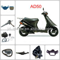 moped 50cc parts for AD50