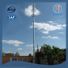 Sale 40m Q345B telecommunications steel tower