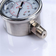 New Design Durable Light Weight Easy To Read Clear transformer oil level gauge