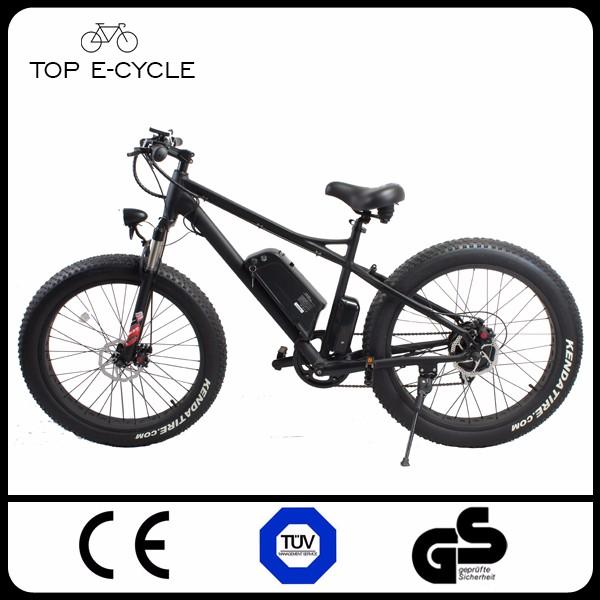 TOP Bafang 8FUN BBS02 48V 750W mid drive motor Fat Tire electric mountain bicycle / electric <strong>bike</strong> in China