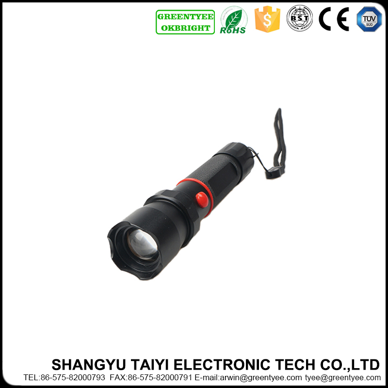 Top Quality usb led torch flashlight flash drive