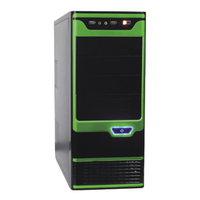 30 Series High Quality Black Body Best Selling Computer Chassis