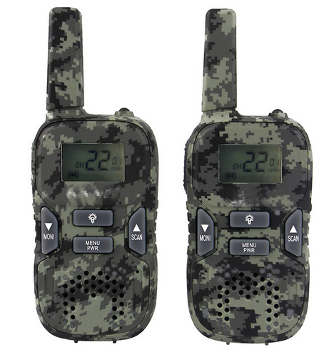 USD charging walkie talkie 83 Digital coded squelch 6km bicycle walkie talkie wholesales