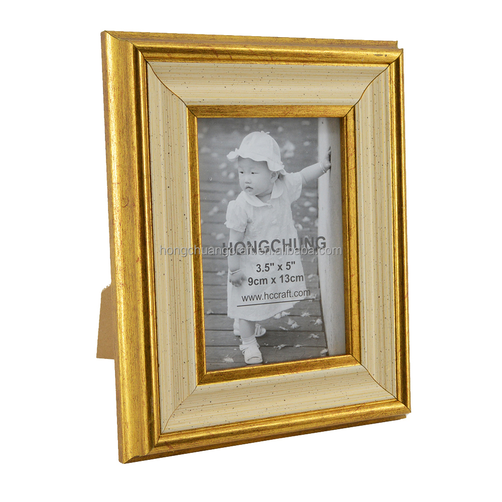 Cheap colorful all size decorative plastic ornate frame