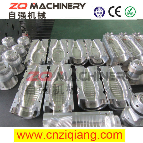 2015 bottle blow mould for variety luggage and bags wheels mould