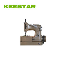 Keestar DN-2HS high speed chainstitch sewing machine to make bags