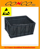 esd antistatic pp component box