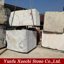 best price white crystal marble, crystal wood grain stone block