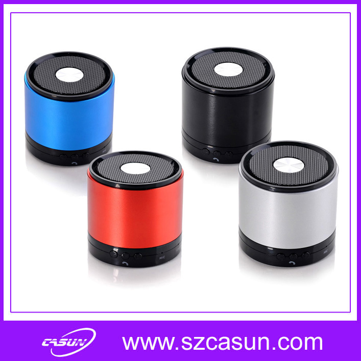 Hot selling bluetooth wireless speaker mini portable For Free shipping