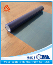China manufacturer carpet floor surface protection film dust shields