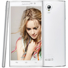 Original DOOV D800 4GB White, 5.5 inch Android 4.2 Smart Phone, MTK6589 Quad Core 1.2GHz, RAM: 1GB, Dual SIM, GSM Network