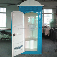 China portable ready made container mobile toilet