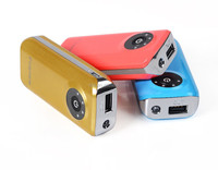 Latest And Uniqueness Portable Mobile Harga Power Bank 4400mah