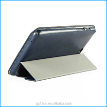 "Stand leather flip case for lenovo A3500 7""-Dark Blue"