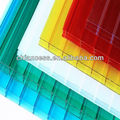 3-layer R-Structure Polycarbonate Sheet 10mm for roofing tile